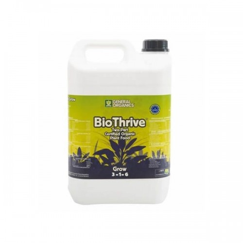 Bio Thrive Grow Ghe 5L - Fertilizzante Per La Crescita