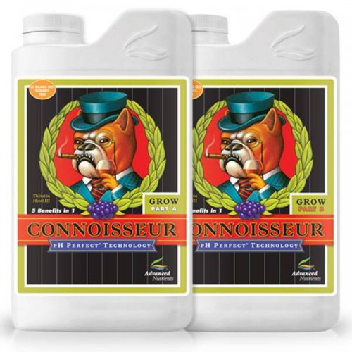 Adv Nutrients - Ph Perfect Connoisseur A+B - Grow 1L