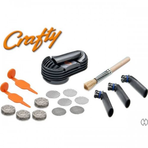 Crafty - Set Parti Di Consumo (Ricambi)
