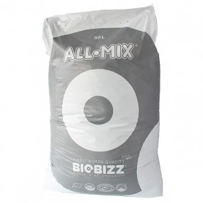Biobizz All-Mix 50Lt - Terriccio Pre-Fertilizzato